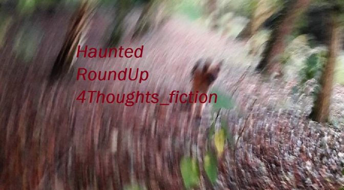 Haunted RoundUp ~ Spotlight #160