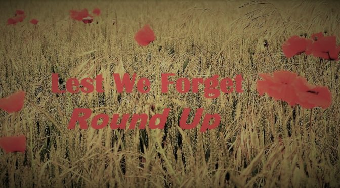 lest we forget roundup