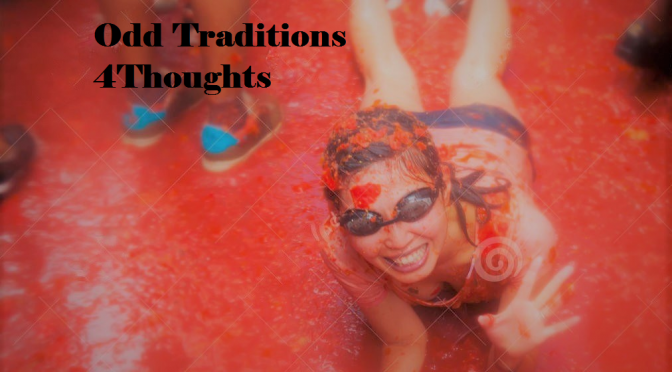 Strange Traditions Prompt #167