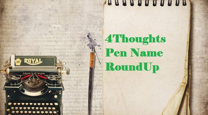 Pen Name RoundUp ~ Spotlight #169