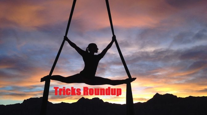 Tricks RoundUp ~ Spotlight #171